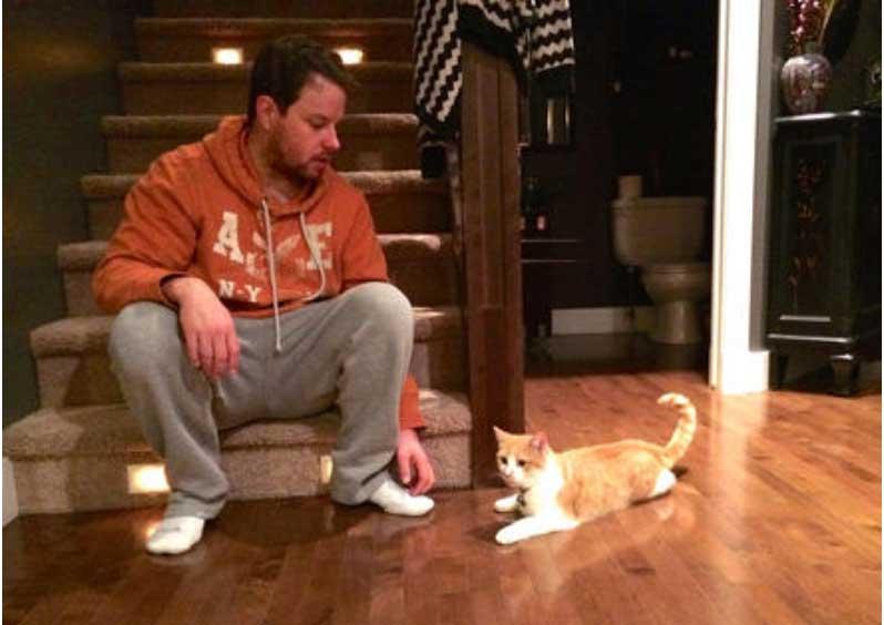 Cat lover online dating